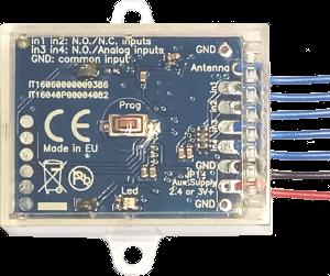 Creasol SenderBatt - Blackout monitor and transmitter/duplicator (convert external switch/button into transmitters)