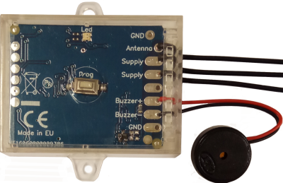 Creasol UniLock + buzzer
